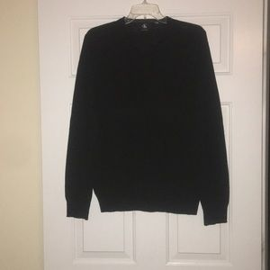 Men's Calvin sweater long sleeve V neck